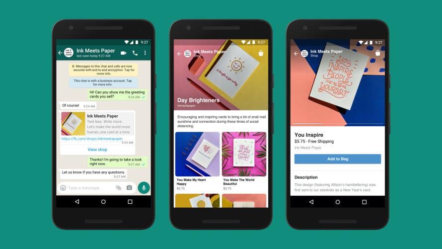 assistenza ecommerce tramite whatsapp messenger e instagram direct