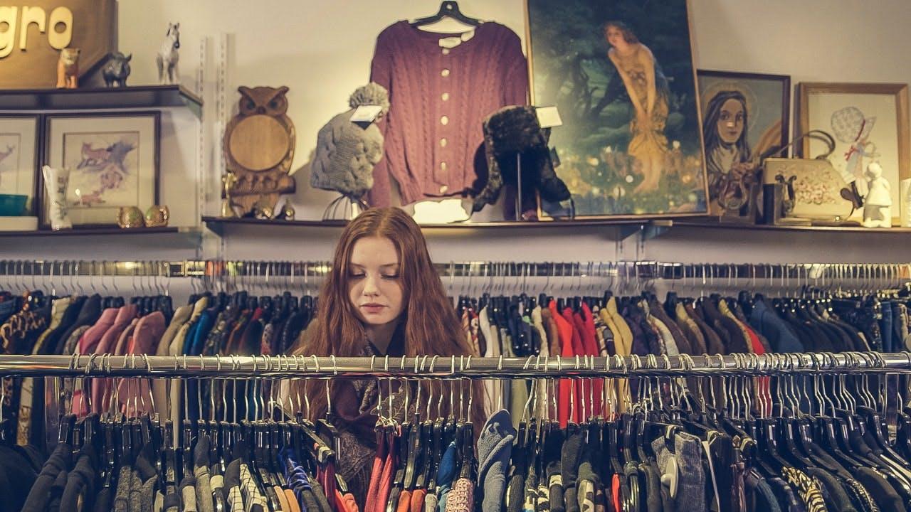 perché vendere abiti vintage o di seconda mano