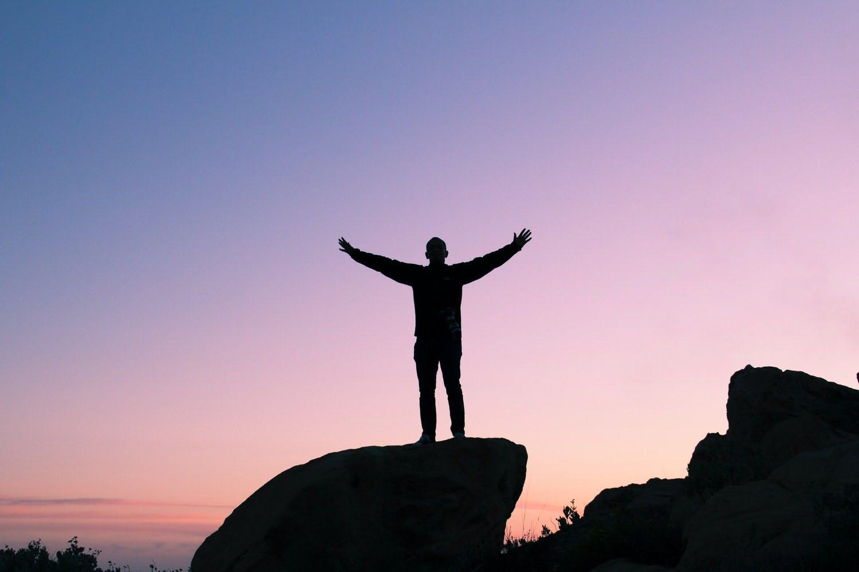 con un mindset positivo sei pronto ad affrontare il cambiamento e le difficoltà
