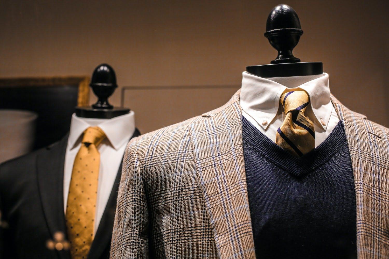 negozio di abbigliamento personal brand