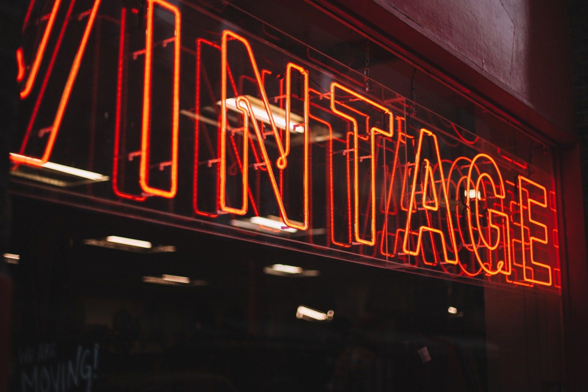 come avviare il tuo negozio vintage online