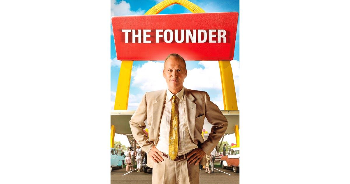 migliori film per imprenditori the founder