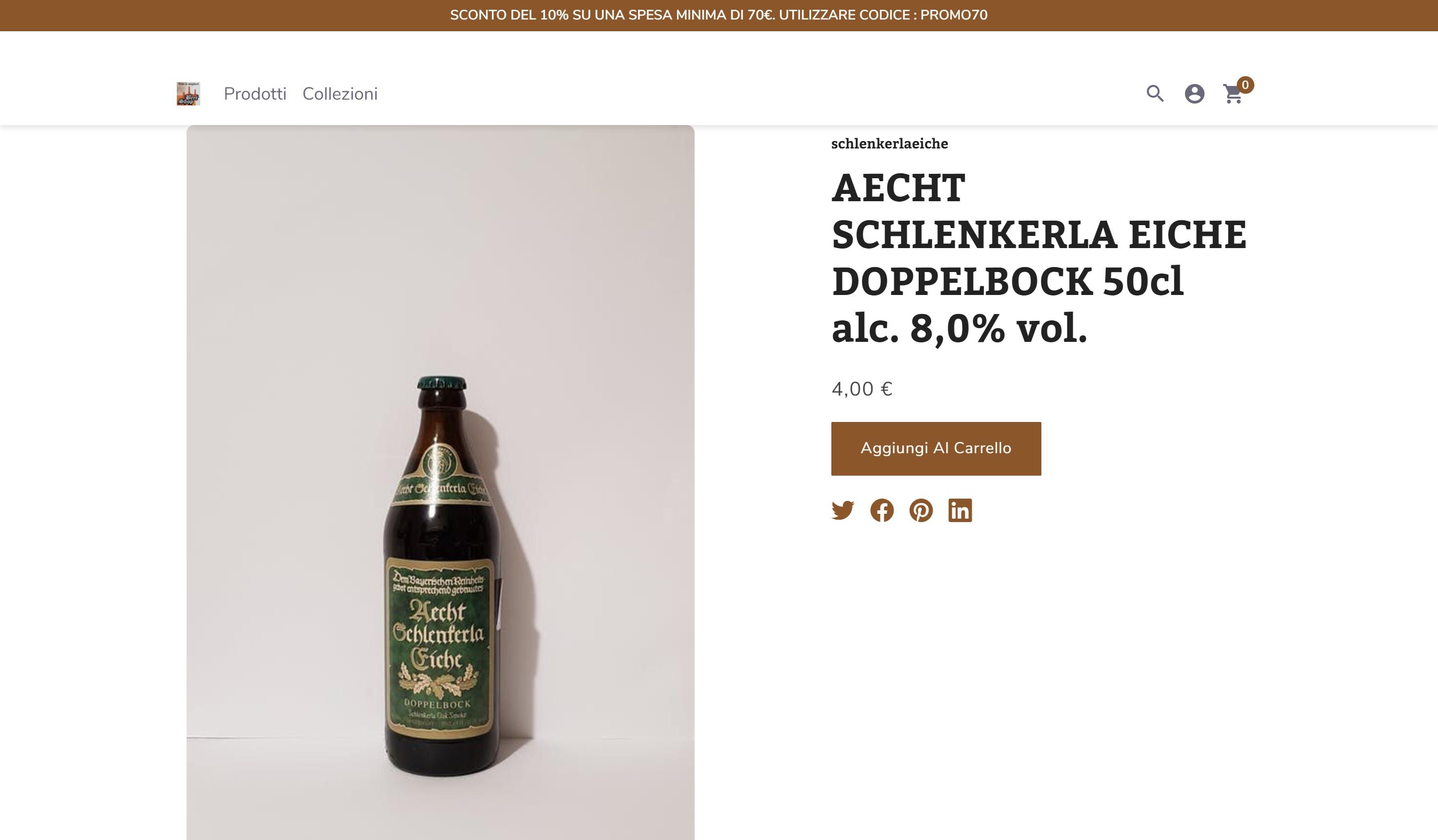 Beer Shop Biella