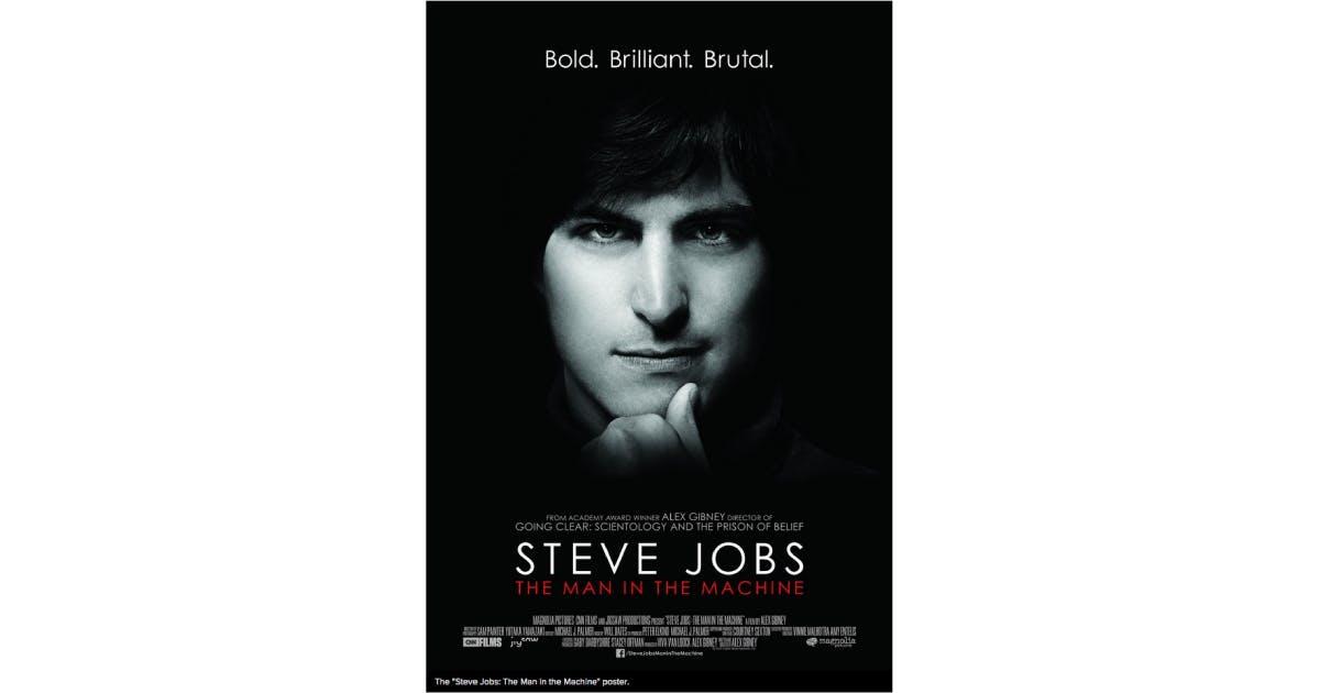migliori film per imprenditori steve jobs