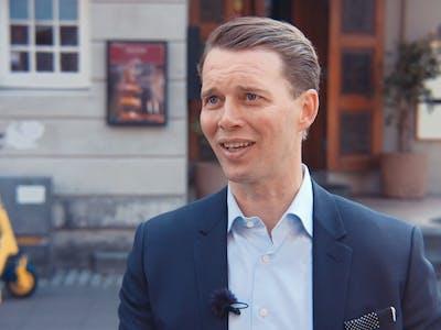 Viðskiptaþing 2021 - Ari Fenger