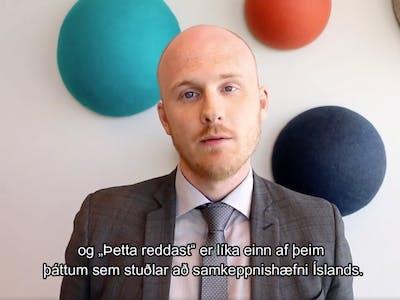 Þetta reddast? Samkeppnishæfni Íslands 2019