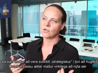 Hvernig er Ísland að bregðast við ólíkum þjóðernum?