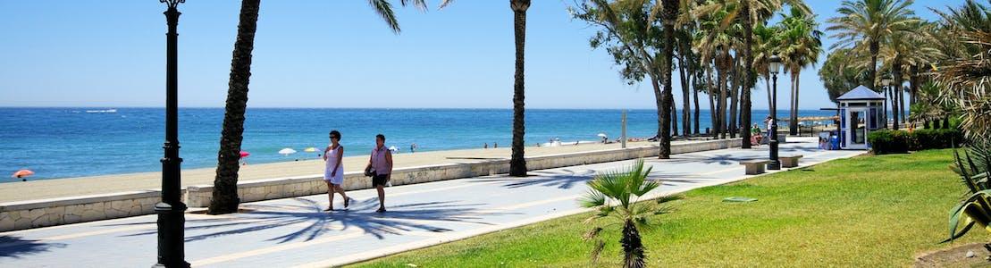 Promenade-San-Pedro-De-Alcantara