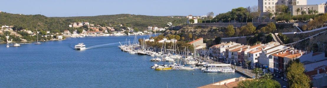 Harbour-Mahon-Menorca