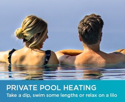 Private Pool Heating
