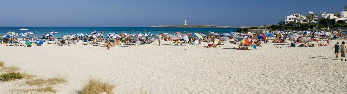 Punta-Prima-Beach-Menorca