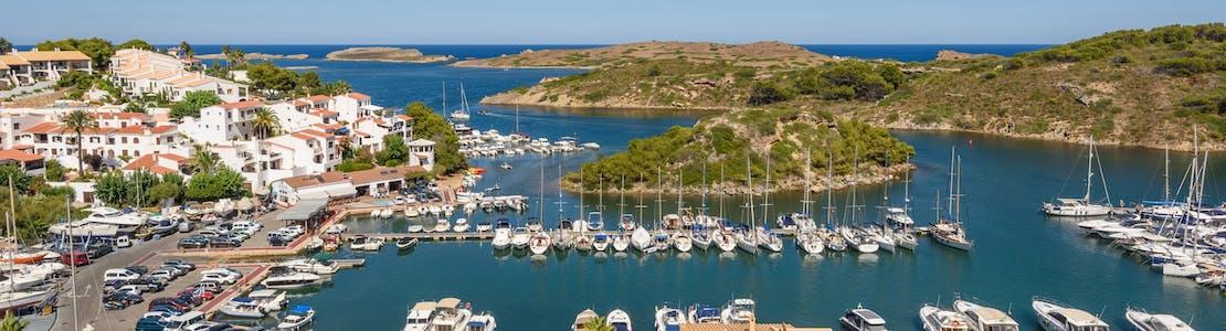 Harbour-Addaia-Menorca