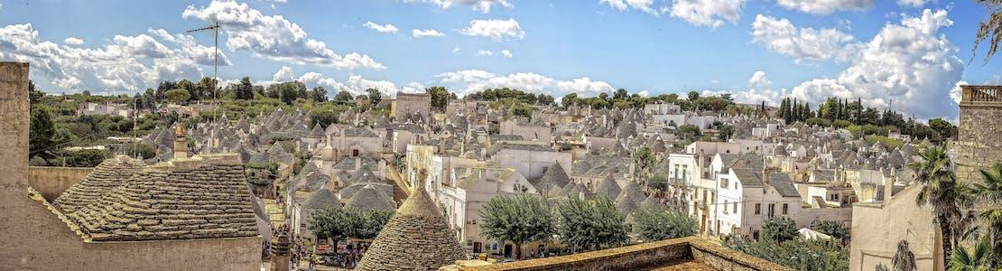 Alberobello-Puglia