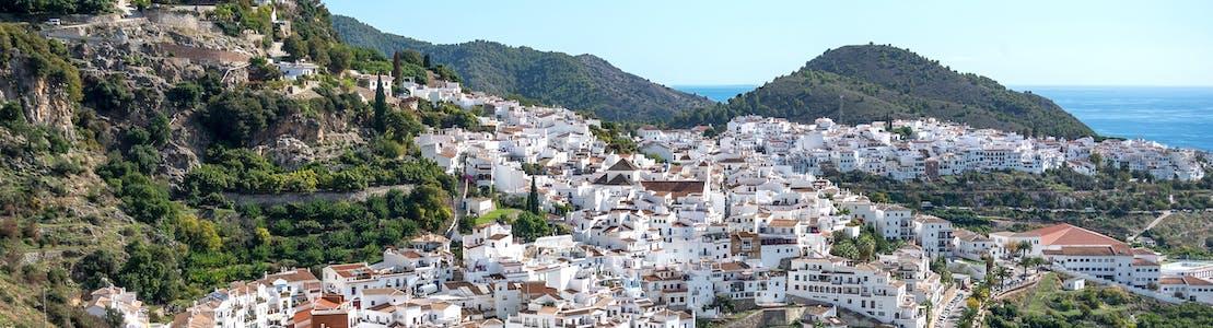 Frigiliana-Andalucia