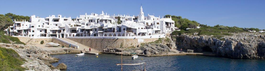 Binibeca-Vell-Menorca