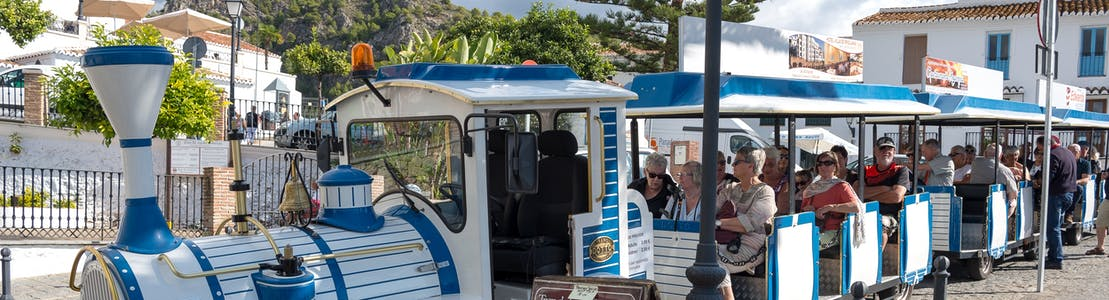 Tourist-Train-Frigiliana-Andalucia