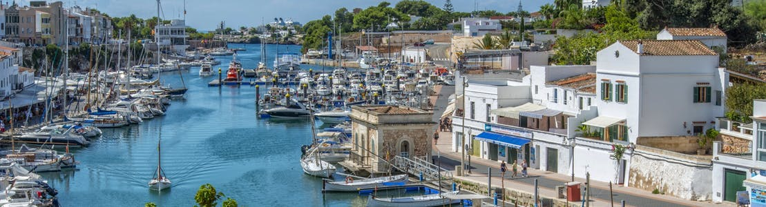 Harbour-Ciutadella-Menorca