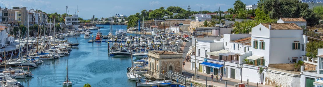 Ciutadella-Harbour-Menorca
