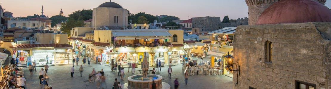 Rhodes-Old-Town