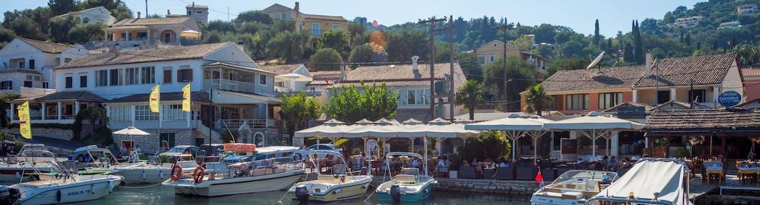 Agios-Stefanos-Corfu