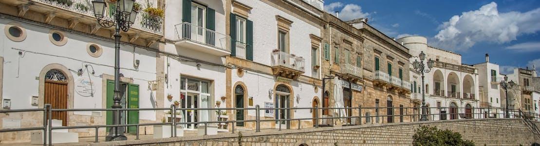 Cisternino-Puglia