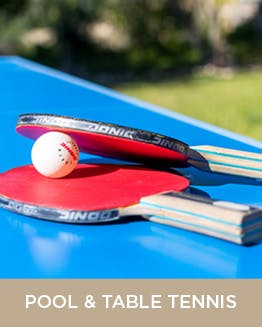 Pool & Table Tennis