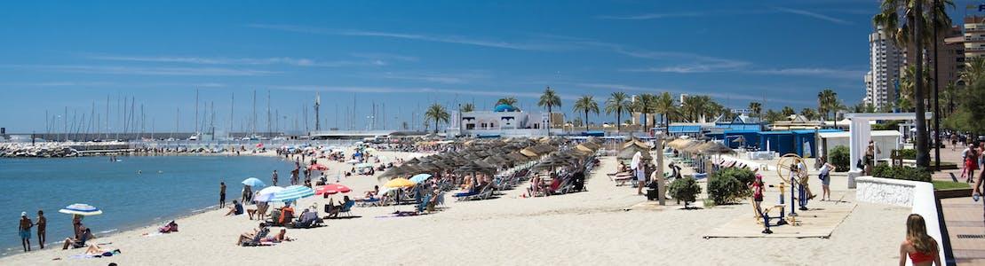 Beach-Fuengirola-Costa-del-Sol