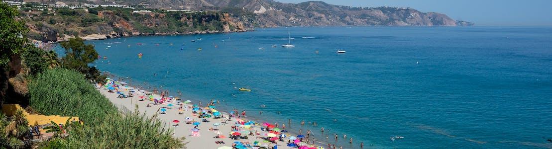 Beach-Nerja-Andalucia
