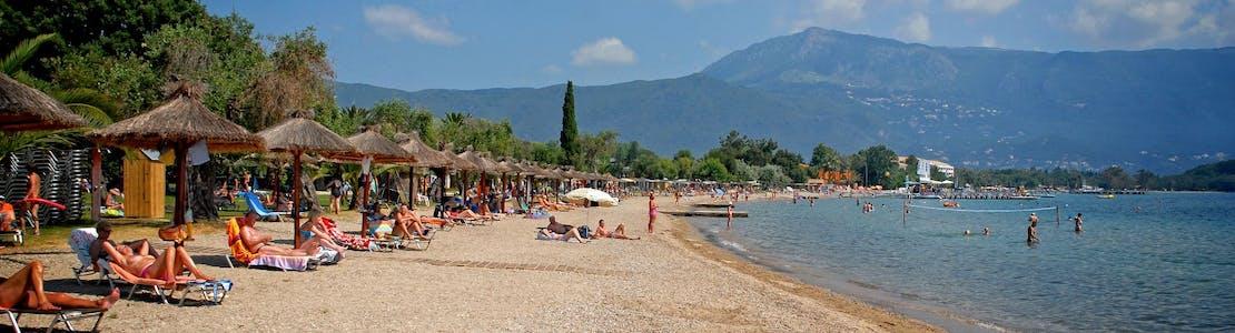 Dassia-Corfu