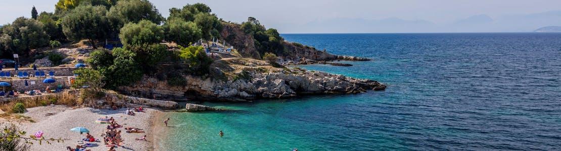 Kassiopi-Corfu