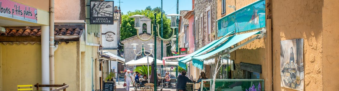 Shops-Peymeinade-France