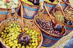 Local Markets - Puglia