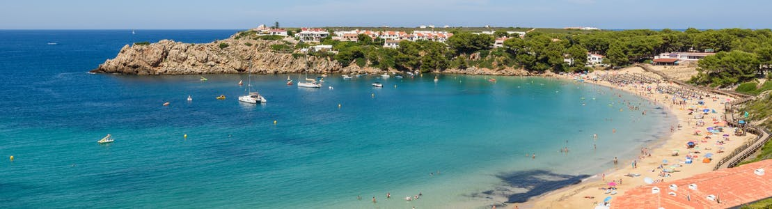 Beach-Arenal-den-Castell-Menorca
