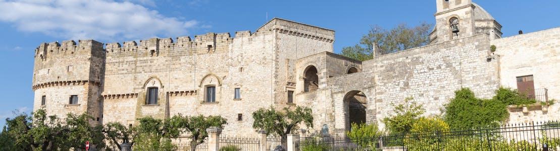 Castle-Carovigno-Puglia