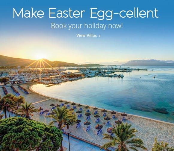 Easter Villa Holidays