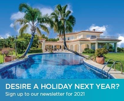 2021 Villa Holidays