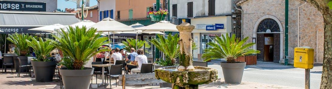 Cafe-Peymeinade-France