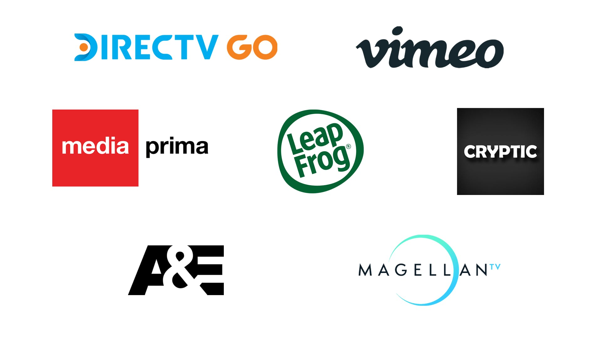 TV, Video & Gaming Clients