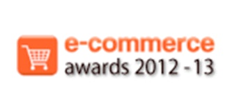 WINNER 2012-13 E-COMMERCE AWARD
