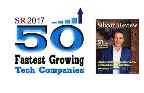 50 Fastest Growing Tech Companies 2017: Vindicia