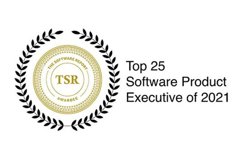 Software Report names Ioana Stamate one of the top 25 Software Product Executives of 2021
