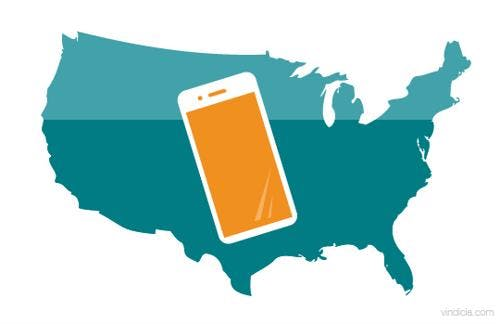 More than three-quarters of Americans (77%) own a smartphone.