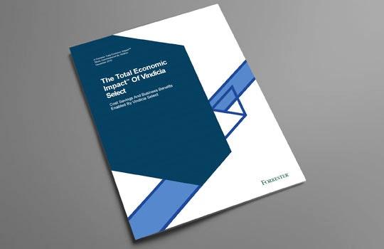 The total economic impact of Vindicia Retain   Forrester Study