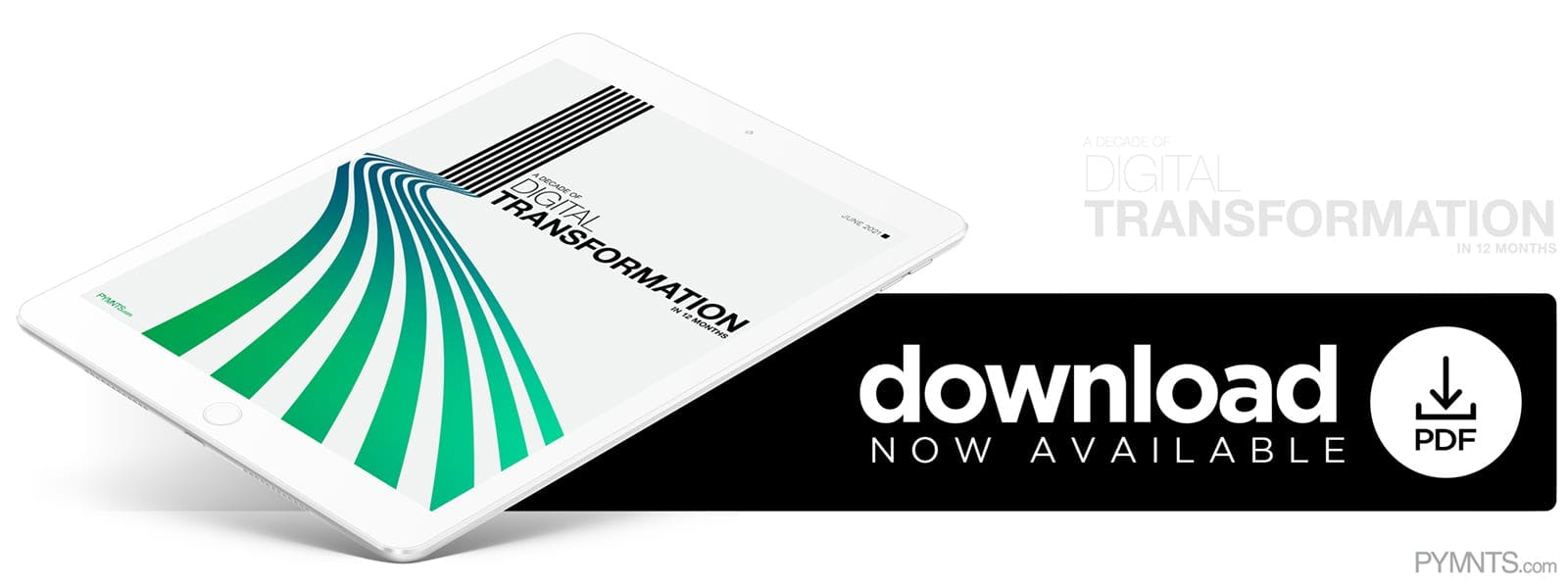 Download Button for the ebook of digital transformation