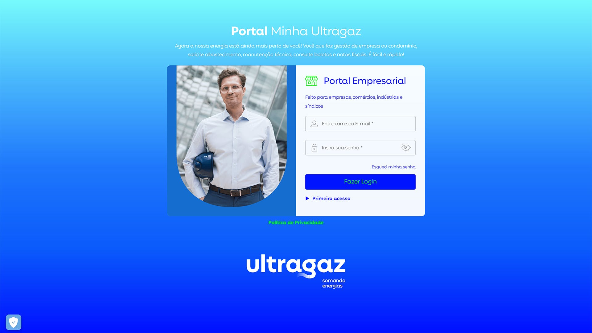 Minha Ultragaz