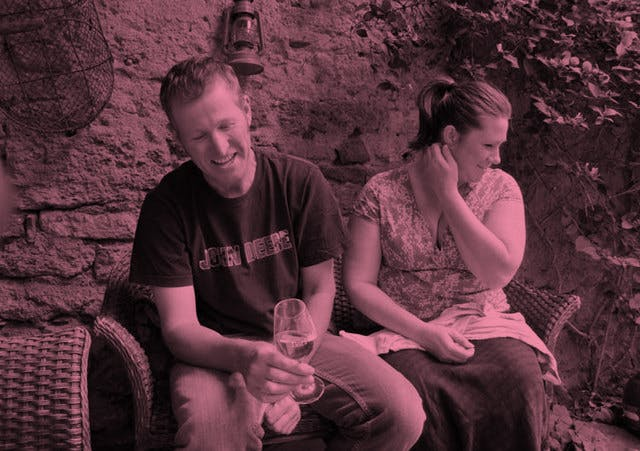 Julie and Toby Bainbridge - Vinsupernaturel