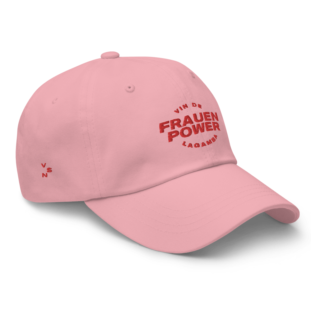 Frauen Power X VSN Classic Dad Cap - Vinsupernaturel