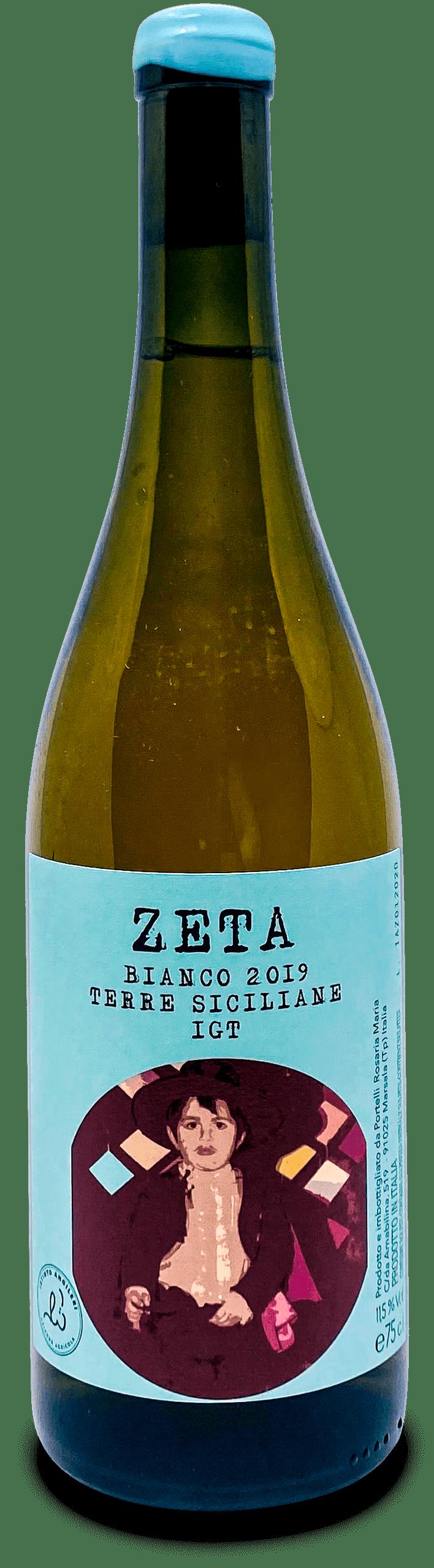 Zeta Bianco - Vinsupernaturel