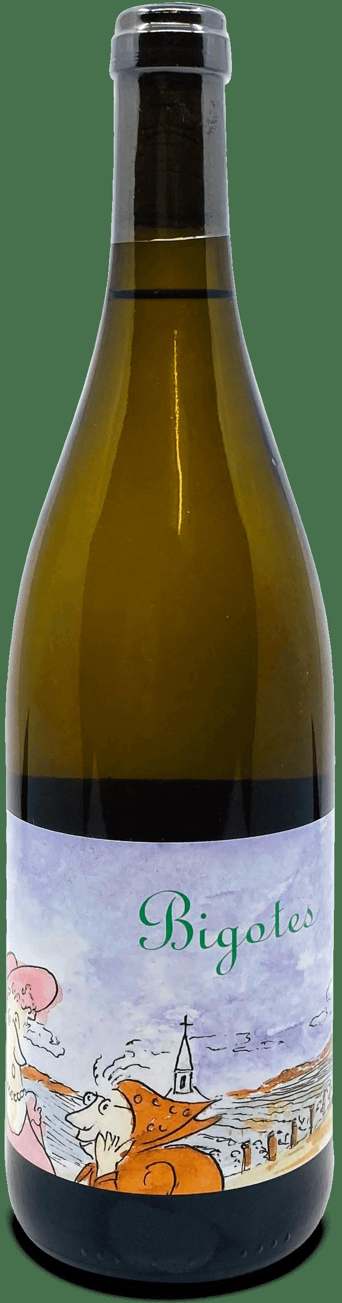Bourgogne Blanc Bigotes - Vinsupernaturel
