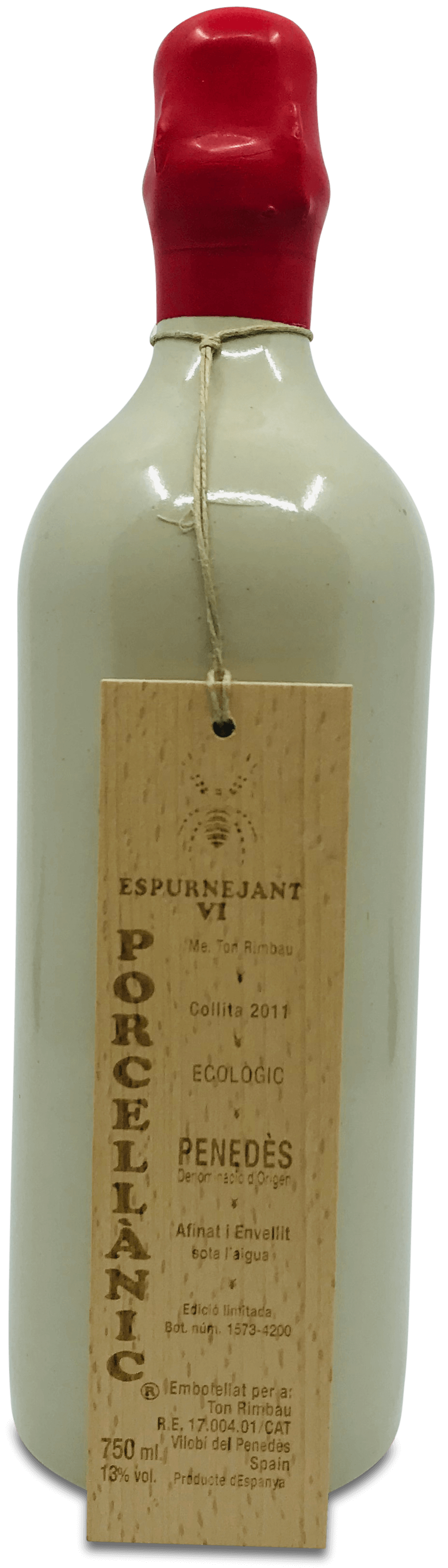 Espurnejant Brut Natural - Vinsupernaturel